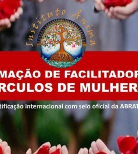 FORMAÇÃO DE FACILITADORAS EM CÍRCULO DE MULHERES