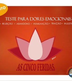 TESTE DAS 5 FERIDAS