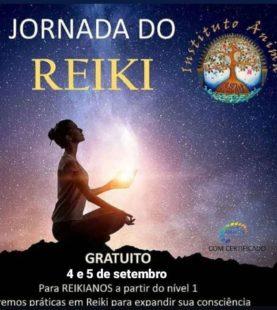 JORNADA DO REIKI